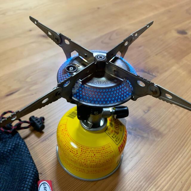 PRIMUS(プリムス)のイワタニ プリムス シングルバーナー p-172 スポーツ/アウトドアのアウトドア(ストーブ/コンロ)の商品写真
