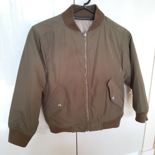ジーユー(GU)の★GU キッズジャケット(サイズ120cm)(ジャケット/上着)