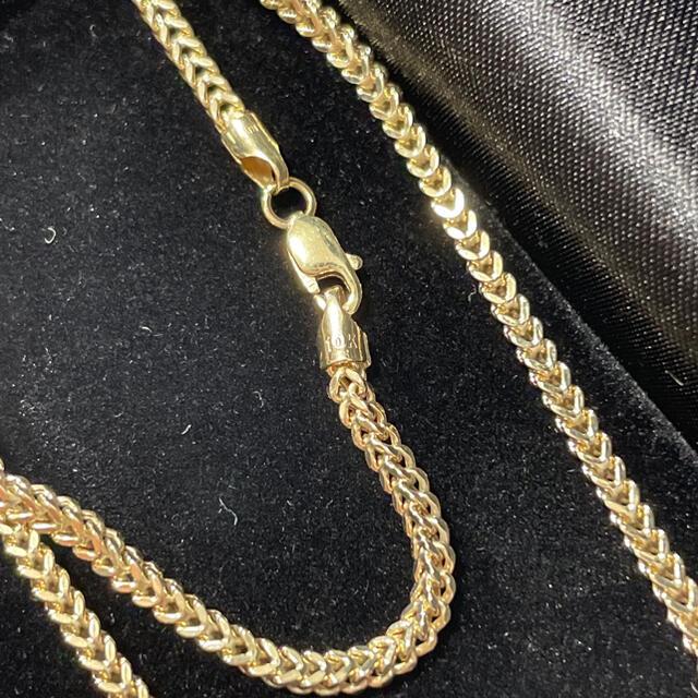 AVALANCHE(アヴァランチ)の【美品】AVALANCHE ネックレス ゴールド 10金 ダイヤモンドペンダント メンズのアクセサリー(ネックレス)の商品写真