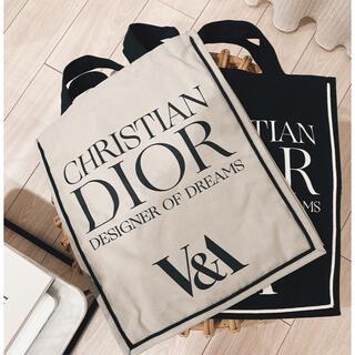 クリスチャンディオール(Christian Dior)のクリスチャンディオールトートバッグ グレー(トートバッグ)
