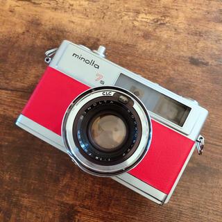 【動作確認済み】ミノルタ Hi-Matic 7s フィルムカメラ MINOLTA