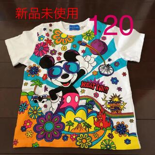 Disney - ディズニーリゾート  Tシャツ ミッキー