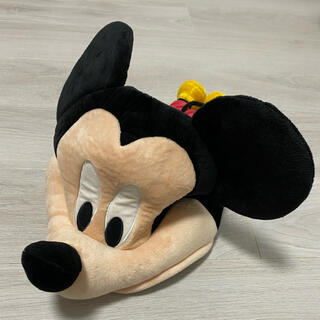 ディズニー(Disney)の★ ディズニー ミッキー かぶりもの 帽子  ★ (キャラクターグッズ)