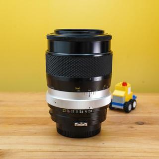 Nikon - 【良美品】 Nikkor Q Auto 135mm f2.8 中望遠 単焦点
