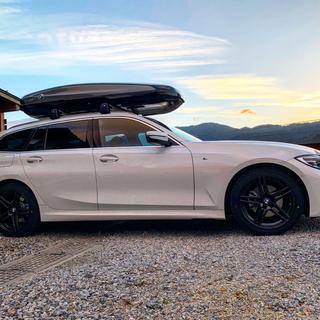 BMW - BMW 純正 ベースサポート、ルーフボックス セット
