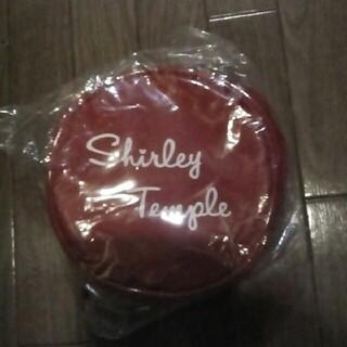 シャーリーテンプル(Shirley Temple)のシャーリーテンプルのノベルティポシェット赤ハート非売品バッグ(ポシェット)