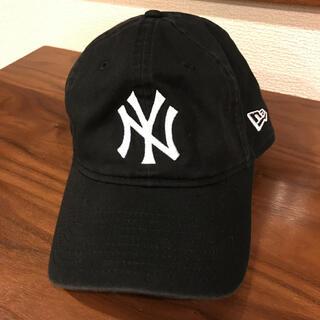 ニューエラー(NEW ERA)のNEW ERA ニューエラ キャップ NY ヤンキース 9TWENTYブラック(キャップ)