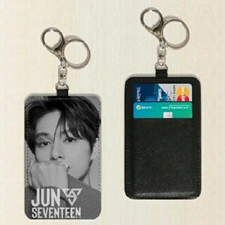 セブンティーン(SEVENTEEN)の新品!カードケース♡JUN(男性タレント)