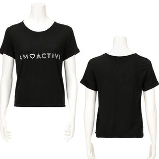 【新品未使用】アモスタイルアクティブ バイ トリンプ ルーズフィットTシャツ