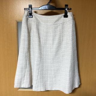 エニィスィス(anySiS)のスーツスカート(セットアップ対応)(スーツ)
