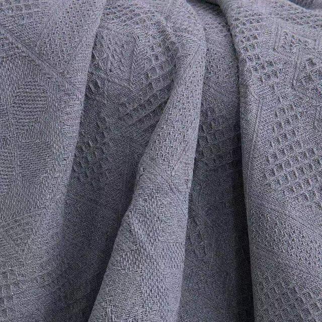 北欧風 マルチファブリック テーブルカバー ソファカバーマルチカバー  インテリア/住まい/日用品のソファ/ソファベッド(ソファカバー)の商品写真