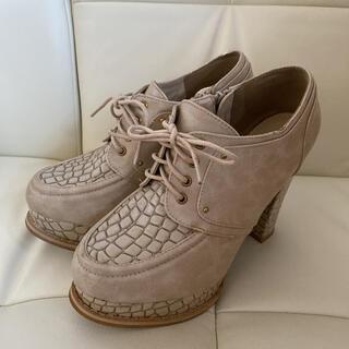 シマムラ(しまむら)の新品厚底ローファー(ローファー/革靴)