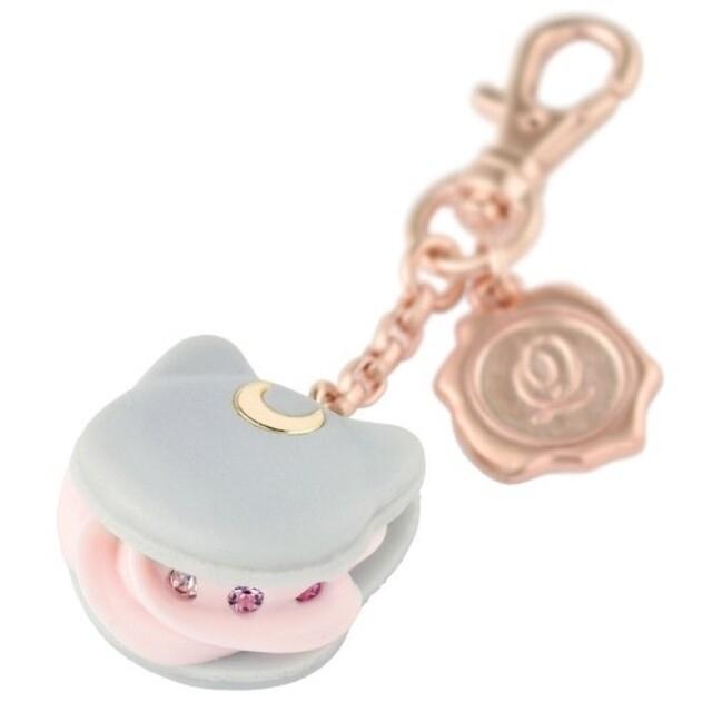 Q-pot.(キューポット)の激レア❤️新品❤️Q-pot. キューポット ダイアナマカロンバッグチャーム レディースのアクセサリー(チャーム)の商品写真