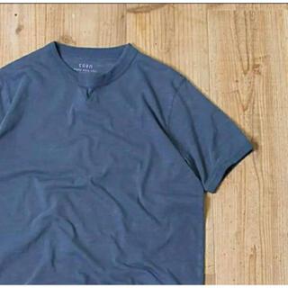 コーエン(coen)のコーエン ガゼットスラブオーバーダイTシャツ(Tシャツ/カットソー(半袖/袖なし))