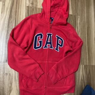 ギャップキッズ(GAP Kids)のGAP kids パーカー赤 140cm(その他)