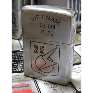 ジッポー(ZIPPO)の【ベトナムZIPPO】本物 1971年製ベトナムジッポー ヴィンテージ(タバコグッズ)