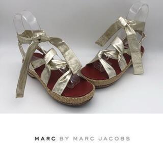マークバイマークジェイコブス(MARC BY MARC JACOBS)のMARC BY MARC JACOBS マークジェイコブス サンダル 未使用(サンダル)