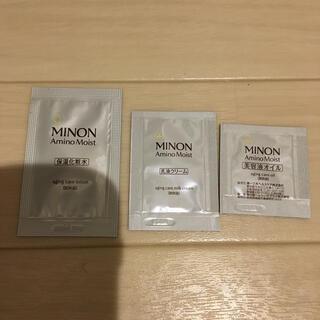 ミノン(MINON)のミノン サンプル(化粧水/ローション)