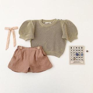 キャラメルベビー&チャイルド(Caramel baby&child )のsoor ploom mimi knit soorploom (ニット)