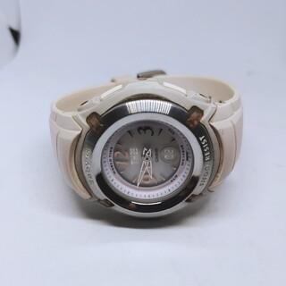 ベビージー(Baby-G)の稼働品 カシオ/ベビーG BG-73 デジアナ クォーツ レディース 腕時計(腕時計)