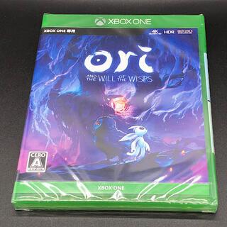 Xbox - オリ Ori and the Will of the Wisps XboxOne