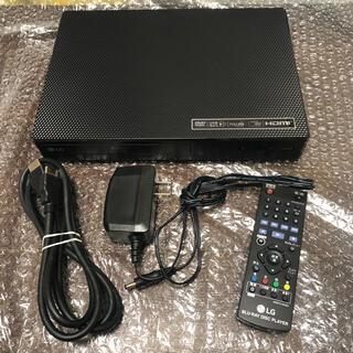 エルジーエレクトロニクス(LG Electronics)のLG BP250 Blu-rayプレイヤー 2017年製(ブルーレイプレイヤー)