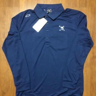 Oakley - オークリー長袖ポロシャツ XLサイズ