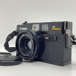 Canon - 【完動品】Canon A35 Datelux フィルムカメラ