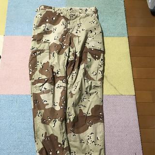 ロスコ(ROTHCO)のカーゴパンツ カモ柄 military pants(ワークパンツ/カーゴパンツ)