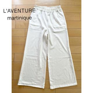 マルティニークルコント(martinique Le Conte)のL'AVENTURE martinique マルティニーク イージーパンツ(カジュアルパンツ)