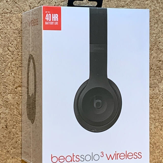 Beats by Dr Dre - 新品未開封 Beats Solo3 Wireless ワイヤレスヘッドホン
