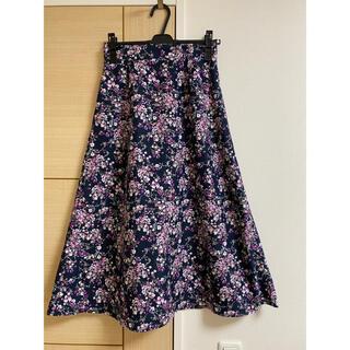 テチチ 花柄スカート
