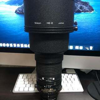 Nikon - ニコン AF 300mm f2.8 テレコン付き