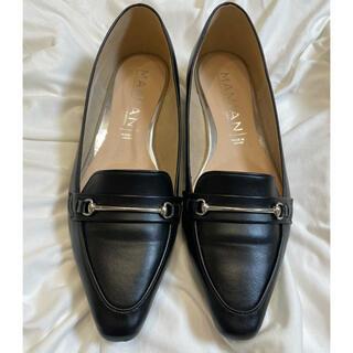 マミアン(MAMIAN)の美品⭐︎マミアン フラットシューズ ローファー 23cm(ローファー/革靴)