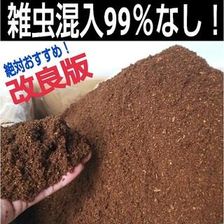 【改良版】雑虫混入99%なし!ひらたけ発酵カブトマット☆幼虫の餌、産卵に!20L(虫類)