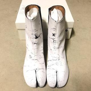 Maison Martin Margiela - 20ss メゾン マルジェラ ペイント 足袋ブーツ 新品未使用