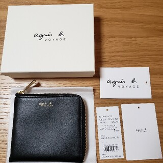 agnes b. - アニエスベー☆コンパクト財布