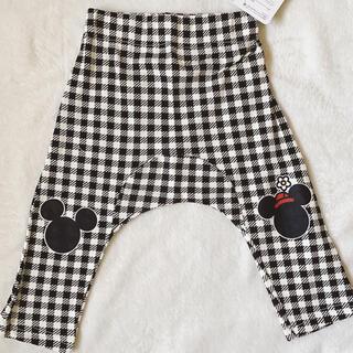 ディズニー(Disney)のディズニーチェック柄ズボン(パンツ)