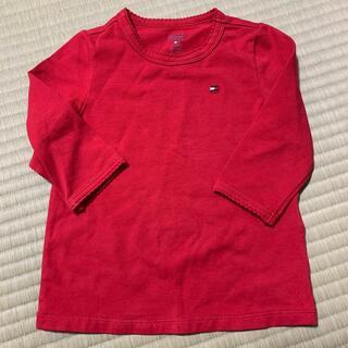 トミーヒルフィガー(TOMMY HILFIGER)のトミーのロンT(Tシャツ)