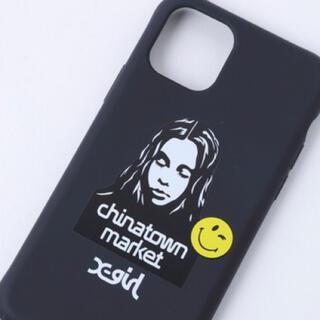 X-girl × CHINATOWN MARKET チャイナタウンマーケット