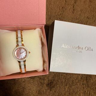 アレッサンドラオーラ(ALESSANdRA OLLA)のアレッサンドオーラ時計(腕時計)