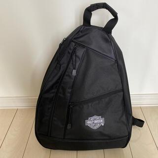 Harley Davidson - ハーレーダビットソン🏍ボディバッグ 黒
