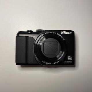 Nikon - Nikon COOLPIX A900 BLACK