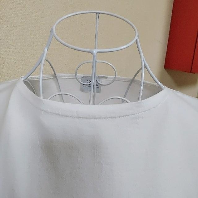 coen(コーエン)のcoenボートネックプルオーバーシャツ レディースのトップス(カットソー(長袖/七分))の商品写真