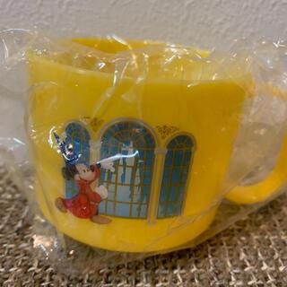 ミッキー マウス ディズニーランドホテル コップ(キャラクターグッズ)