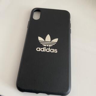 アディダス(adidas)のadidas iPhone xs max ケース(iPhoneケース)