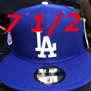 ニューエラー(NEW ERA)のUNDEFEATED MLB NEW ERA FITTED-DODGERS(キャップ)
