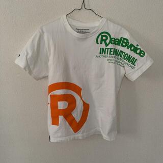 リアルビーボイス(RealBvoice)のリアルビーボイス半袖(Tシャツ/カットソー(半袖/袖なし))