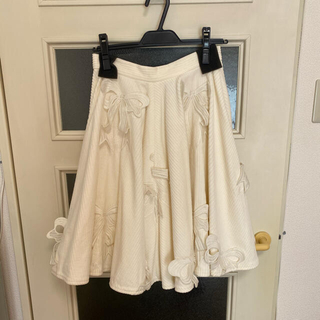 ミキオサカベ(MIKIO SAKABE)のミキオサカベ/コーデュロイスカート(ひざ丈スカート)