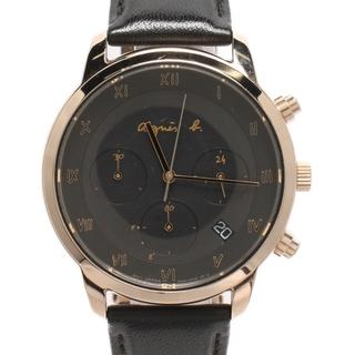 agnes b. - アニエスベー Agnes b. 腕時計 マルチェロ  FBRD941 メンズ